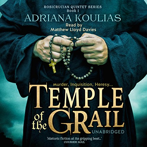 Temple of the Grail cover art
