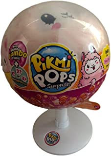 Pikmi Pops New Surprise Jumbo Style 3 Choose Your Surprise Scented Streachy Fluffy Curly (Inka Fluffy Llama)