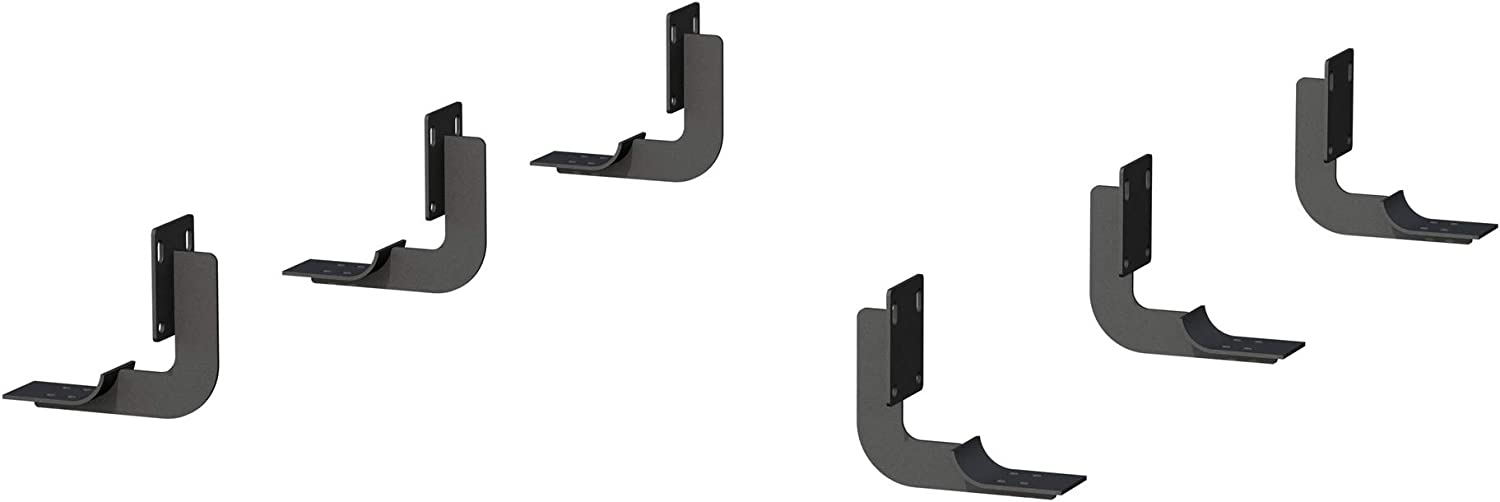 ARIES 4507 Mounting Year-end annual account Brackets for Max 46% OFF 6-Inch Bars Sold Sep Oval Nerf