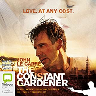 The Constant Gardener cover art