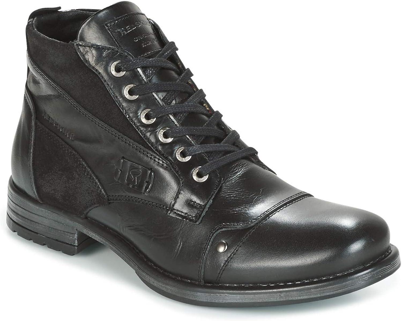 rougeskins - bottes Yvori ref_cle41751 Noir