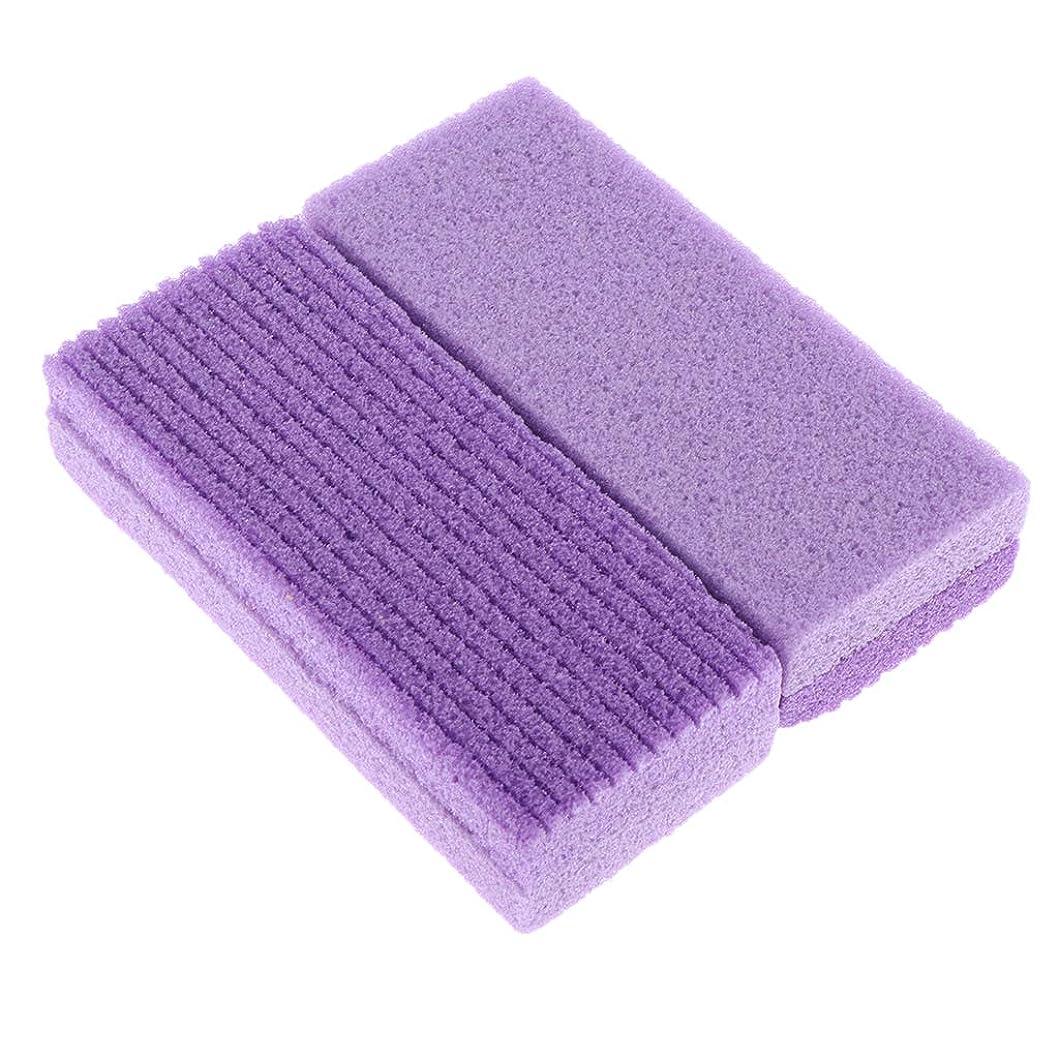 届ける維持するコテージSharplace ペディキュアツール 足のケア リムーバー 爪やすり ケアツール ネイル道具 2個入り