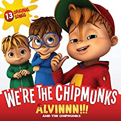 Alvin & The We're The Chipmunks/O.S.T