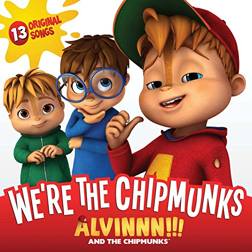 We\'re The Chipmunks [Soundtrac [Import Allemand]