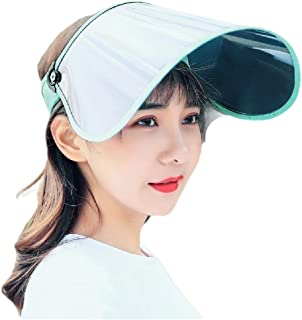 Howely Women Sun Caps Retro Sunscreen Visor Hats