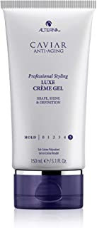 Alterna Caviar Professional Styling Luxe Crème Gel, 5.1 Fl Oz | Shapes and Transforms | Provides Natural Looking Shine | S...