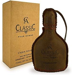 Chris Adams Perfumes Classic Man Eau De Perfume For Men, 100 ml
