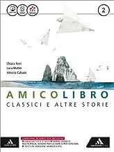 Permalink to Amico libro. Quaderno. Letteratura. Per la Scuola media. Con e-book. Con espansione online: 2 PDF
