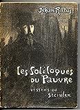 Jehan Rictus. Les Soliloques du pauvre. Illustrations par Steinlen