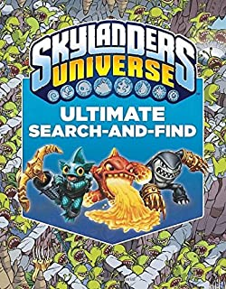 Ultimate Search-and-Find (Skylanders Universe)