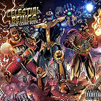 The Celestial Beings Audio Comic Book