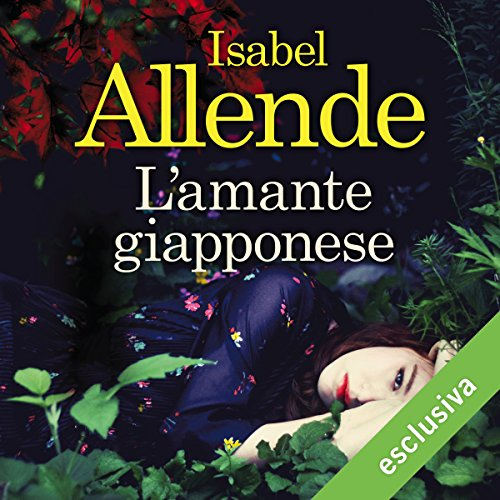 L'amante giapponese cover art