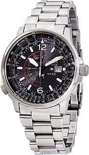 Citizen Promaster Nighthawk Eco-Drive Movement Black Dial Men's Watch BJ7010-59E