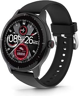DOOGEE CR1 Smartwatch, Reloj Inteligente Impermeable IP68 para Hombre Mujer Niños con Pulsómetro, Monitor de Sueño, 1.28 I...
