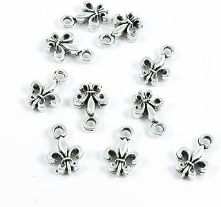 wholesale fleur de lis charms