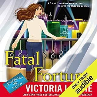 Fatal Fortune audiobook cover art
