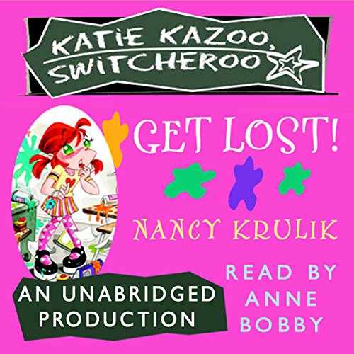 Get Lost! audiobook cover art