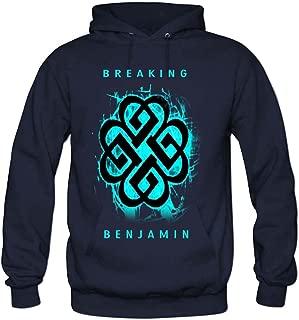 Women's Breaking Benjamin Hooded Sweatshirt