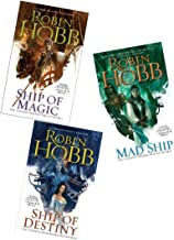 Robin Hobb The Liveship Traders Trilogy 3 Books Collection Set