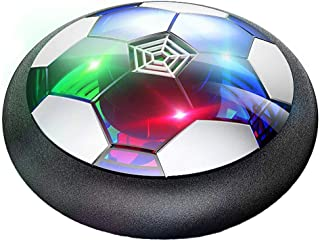 WisToyz Kids Toys Hover Soccer Ball Rechargeable Air Soccer, Soccer Ball Indoor Floating..