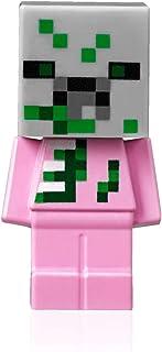 LEGO Minecraft - Minifigura de bebé Zombi Cerdito
