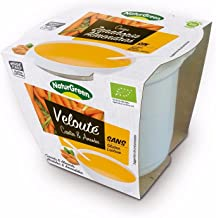 Crema de Zanahorias con almendras Naturgreen, 310 g
