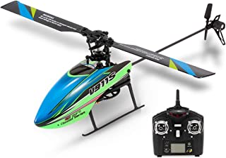 WLtoys V911S 4CH 6G Non-aileron RC Helicopter with Gyroscope for Training Kids Toys Children Gift