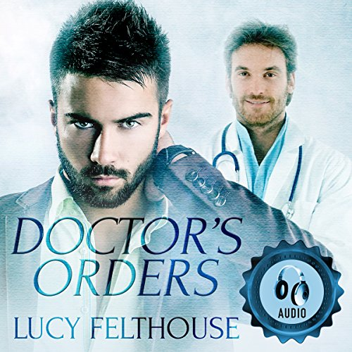 Doctor's Orders audiobook cover art