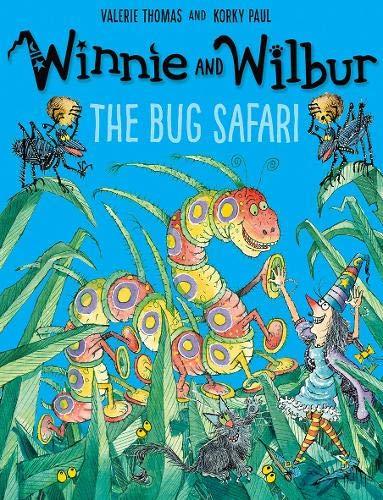 Winnie and Wilbur: The Bug Safari (Winnie & Wilbur)