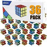 Mini Cube,36 Packs Puzzle Party...