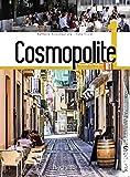 Cosmopolite 1: Méthode de français / Kursbuch mit DVD-ROM, Parcours digital® und Beiheft - Nathalie Hirschsprung