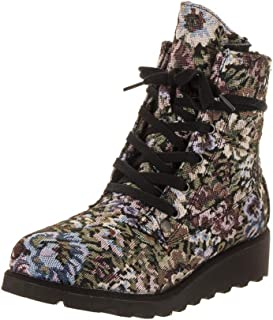 Best floral leather boots Reviews