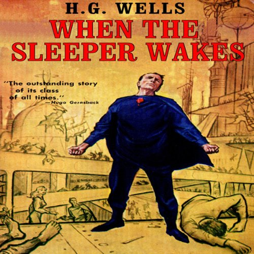When the Sleeper Wakes audiobook cover art
