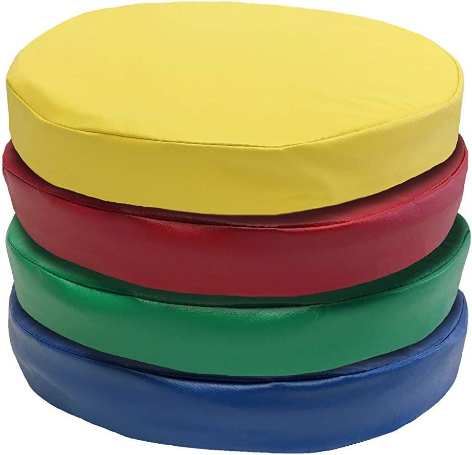 Kindermat Floor Disks Seats NEW before selling Story Time Award-winning store For Or School Cushions H