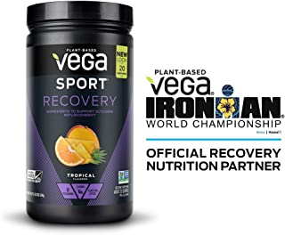 Best vega sport post workout recovery & pre workout energizer Reviews