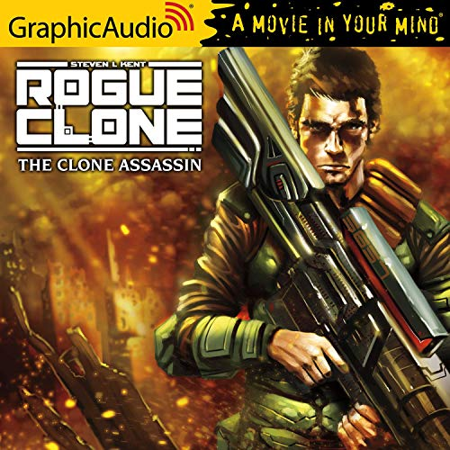 The Clone Assassin  By  cover art