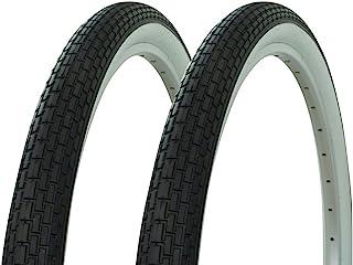 featured product Fenix 1 Pair 20 x 1.75 Brick White Wall TIRE(X2),  for Beach Cruiser,  BMX,  Mountain Bikes Bicycles