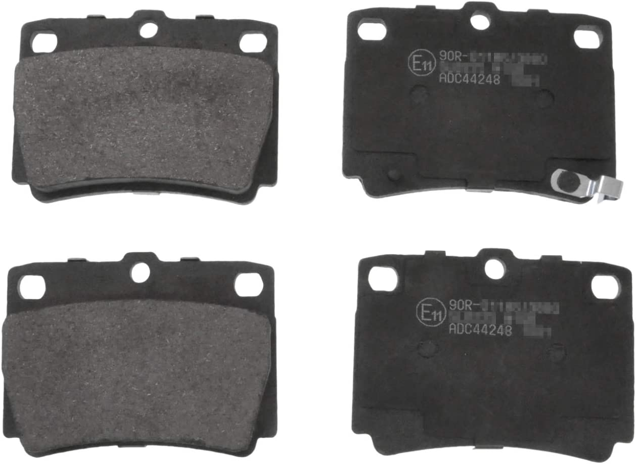 Disc Brake Pad Set Rear with Mitsubishi compatible Super popular specialty store Pajero Free shipping on posting reviews Sport