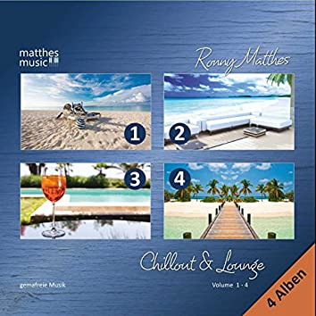 Chillout & Lounge, Vol. 1 - 4 - Gemafreie Musik (Inkl. Jazz, Ambient & Piano Lounge)