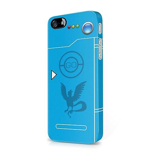Team Valor Themed Pokedex Phone Case