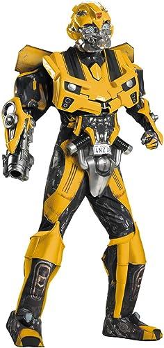 ¡no ser extrañado! Horror-Shop Transformadores Transformadores Transformadores De Disfraces Bumblebee Deluxe  el estilo clásico