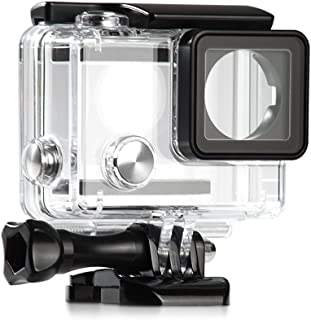 ShipeeKin - Carcasa protectora para GoPro Hero 3+ 4 (Nota: GoPro 3 no es adecuada)