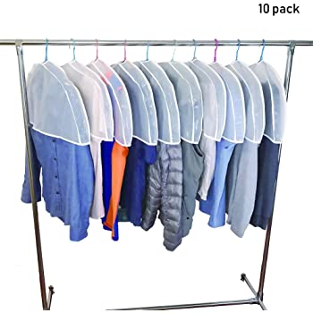 Beilite Wedding Dress Garment Bag Dust Cover Storage Travel Bag