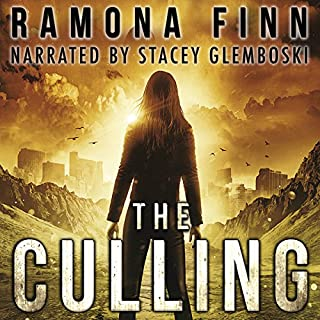 The Culling     The Culling Trilogy, Book 1              By:                                                                                                                                 Ramona Finn                               Narrated by:                                                                                                                                 Stacey Glemboski                      Length: 8 hrs and 39 mins     40 ratings     Overall 4.5