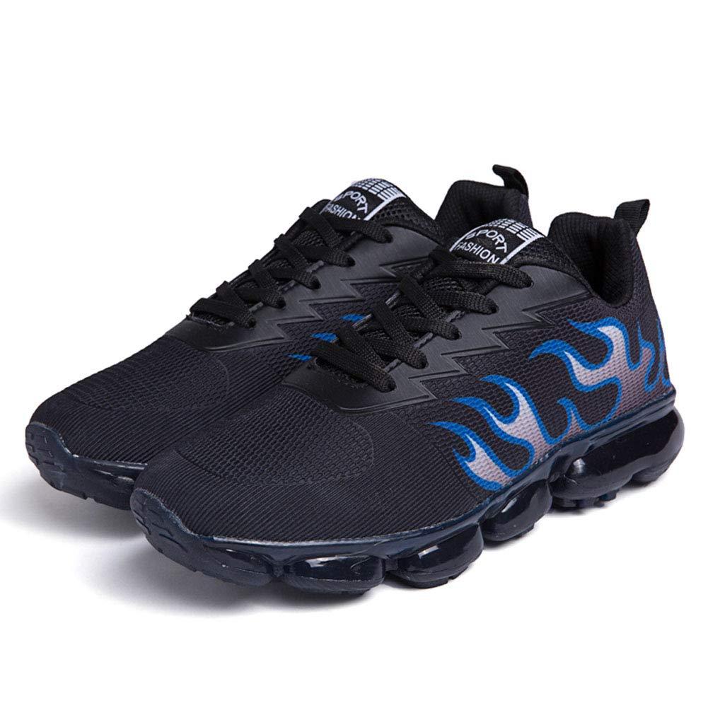 Shoe house Zapatillas Deportivas para Hombre, Zapatillas de Running para Hombre Air MAX Zapatillas de Deporte de Peso Ligero de cojín de Aire de los jóvenes,B,US8=EU40: Amazon.es: Deportes y aire libre