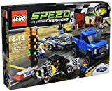 LEGO Speed Champions – 75875 – Ford F-150 Raptor E Hot Rod Ford Model A