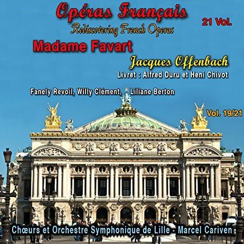Marcel Cariven, Chœurs et Orchestre Symphonique de Lille