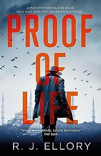 Proof of Life: The Gripping Espionage Thriller from an Award-Winning International Bestseller