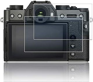 【2枚セット】FUJIFILM X-T30 ガラスフィルム X-E3 / X-T20 / X-T10 / X-A2 / X-A1 / X-M1 液晶 保護フィルム フジフィルム XT10 用