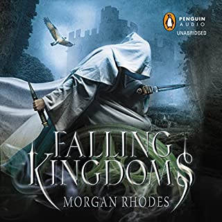 Falling Kingdoms     Falling Kingdoms, Book 1              By:                                                                                                                                 Morgan Rhodes                               Narrated by:                                                                                                                                 Fred Berman                      Length: 11 hrs and 35 mins     679 ratings     Overall 4.2